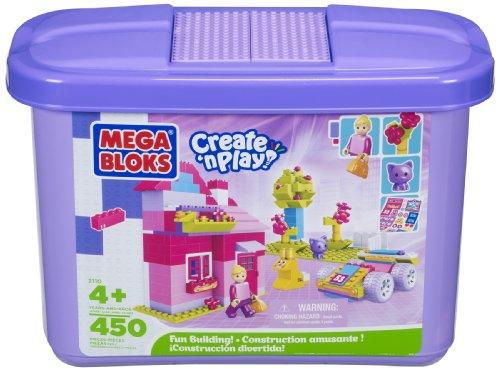 Mega Bloks 2110 Create  n Play Gran Contenedor
