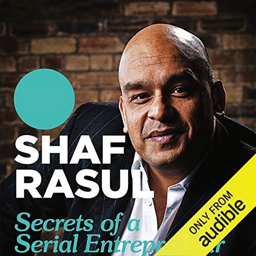 Secrets of a Serial Entrepreneur Titelbild