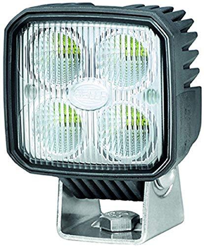 Hella 1GA 996 284-001 Arbeitsscheinwerfer - Q90 compact - LED - 12V/24V - 1200lm - Anbau/Bügelbefestigung - hängend/stehend - Nahfeldausleuchtung