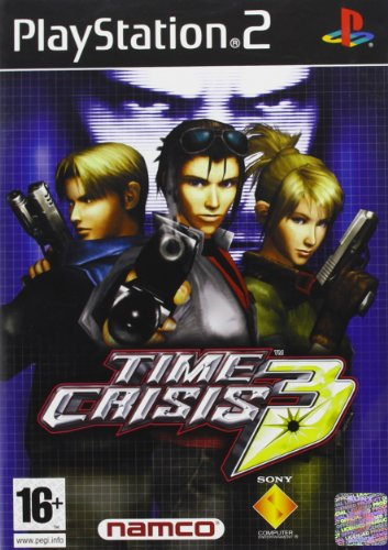 Time Crisis 3-(Ps2)