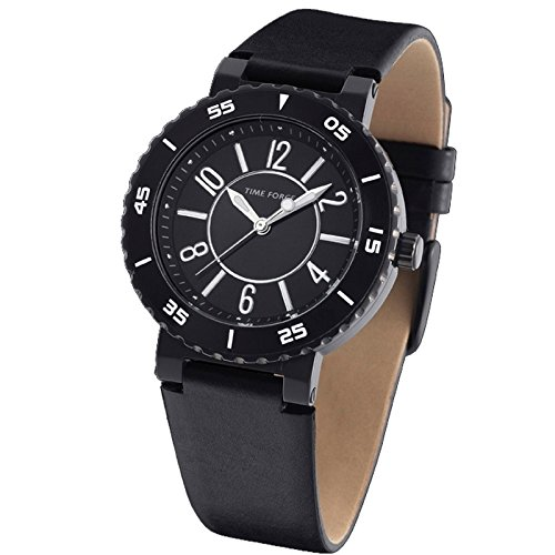 TIME FORCE TF-3267L14 - Reloj de Pulsera, Color Negro