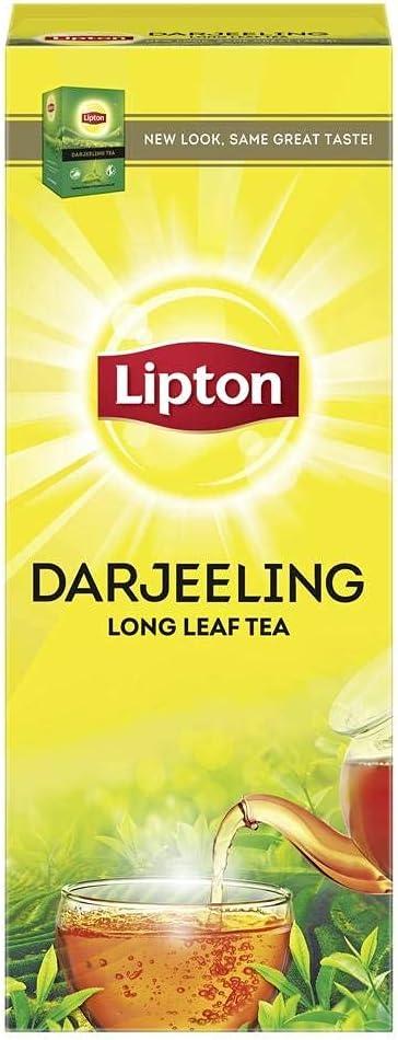Lipton Max 43% Direct sale of manufacturer OFF Darjeeling Tea Green Label 5 Pack of 500g