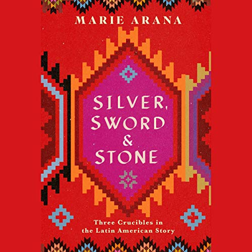 Silver, Sword, and Stone audiobook cover art