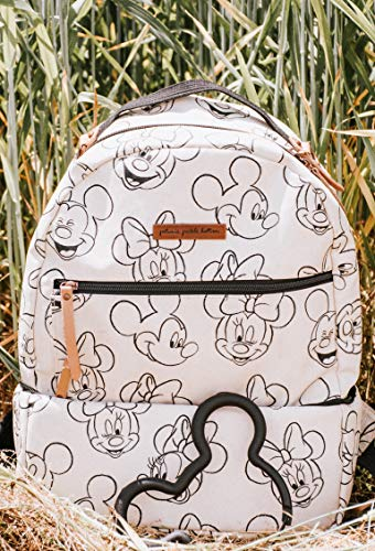 Petunia Pickle Bottom Mickey Mouse Stroller Hook| Black | Perfect for all strollers or shopping carts | Perfect for carrying diaper bags, book bags, and purses | Disney Fun