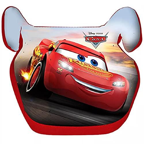 Disney Cars séance erhoeher (15 – 36 kg), approuvé selon la norme ECE 44/04