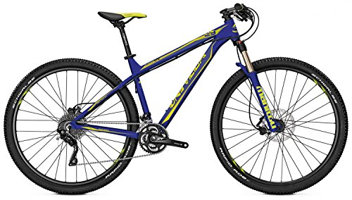 Univega Summit LTD 29R Twentyniner Mountain Bike 2016 (Blau, 50)