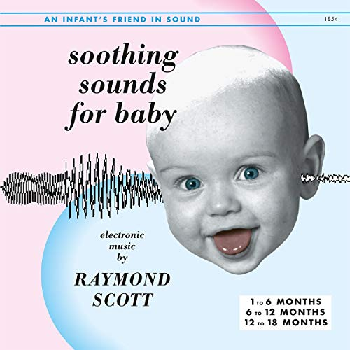 Soothing Sounds For Baby Vol. 1-3 (180 Gr. Vinyl Orange,Yellow,Blue Ltd)