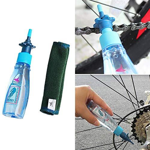 Letway Lubricante para cadena de bicicleta de 60 ml, grasa para ...