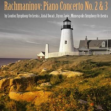 Rachmaninoff: Piano Concerto Nos. 2 & 3