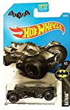 Hot Wheels 2016 Batman Batman Arkham Knight Batmobile 229/250, Dark Gray