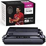 LEMERO UEXPECT Tóner compatible con Brother TN-3480, color negro, repuesto para Brother HL-L5100DN HL-L5200DW HL-L6200DW DCP-L5500DN L5600DN MFC-L5700DW L5800DW (1 negro)