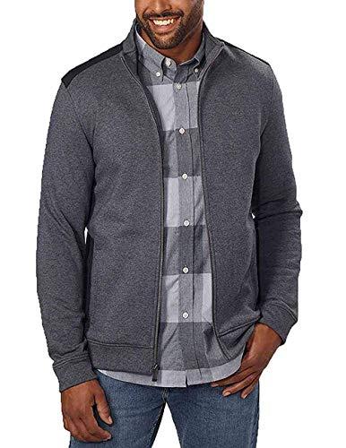 Calvin Klein Men's Rip Stop Hooded Jacket Now $44.49 (Was $104.99)