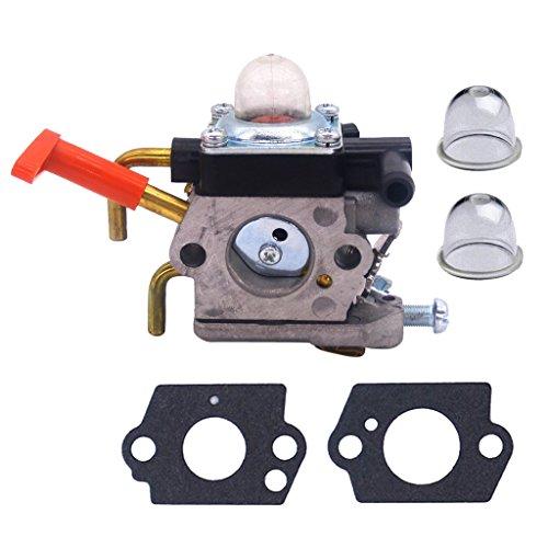 D dolity Carburador Bujía Junta Juego para desbrozadora (cortabordes Zama c1q de S225y Stihl hs81hs81r hs81rc Cortasetos