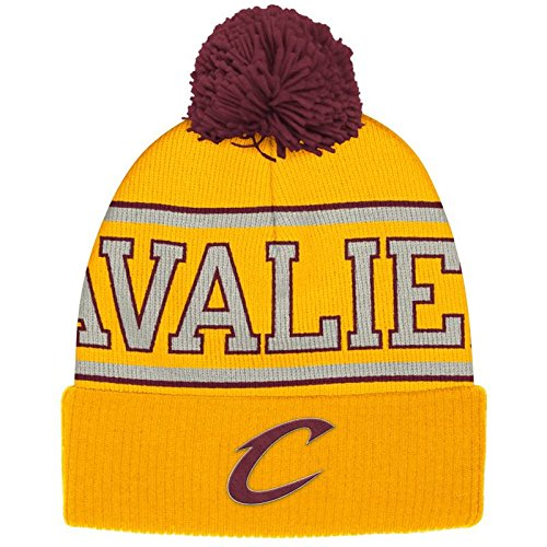 34b933a727947 Cleveland Cavaliers Knit Hat  Amazon.com