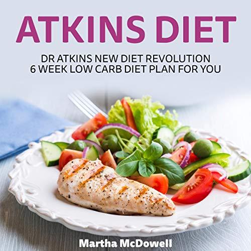 Atkins Diet cover art