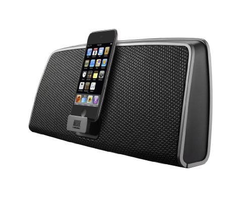 Altec Lansing IMT630 Inmotion Classic II Lautsprecherdock für Apple iPod/iPhone