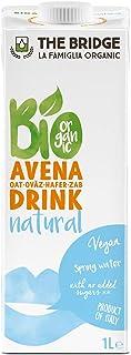 THE BRIDGE Bio Organic Oats Natural Drink, 1 Litre