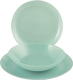 comprar comparacion Arcopal-Luminarc Arty Soft Blue Paquete de 18 unidades, Arcopal, azul