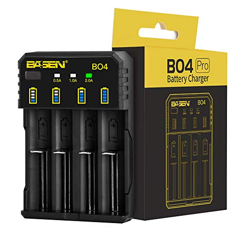Basen Smart Rechargeable Battery Charger