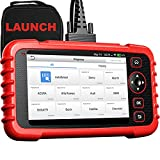 LAUNCH CRP129X OBD2 Scanner 7.0 Android Scan Tool with Oil/EPB/SAS/TPMS/Throttle Body Reset Auto Scanner Code Reader for Engine Transmission ABS SRS AutoVIN One-Click Wi-Fi Lifetime Free Updates
