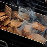 Jack Daniel's 01749 BBQ Smoking Chips, 1 pack, Black