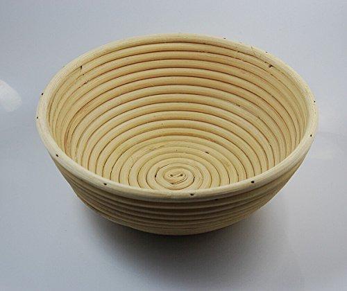 CHENGYIDA 22cm Rond Brotform Banneton Brood Bewijzen van Rotan Mand
