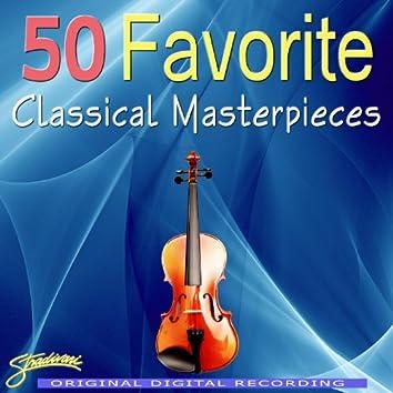 50 Favorite Classical Masterpieces