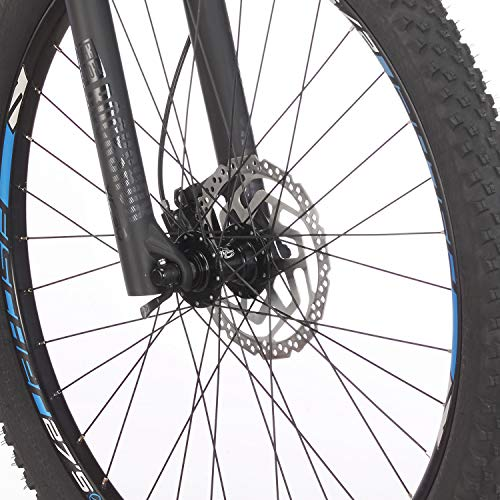E-MTB FISCHER  MTB EM 18621 (2019) blau matt E-Mountainbike Bild 2*