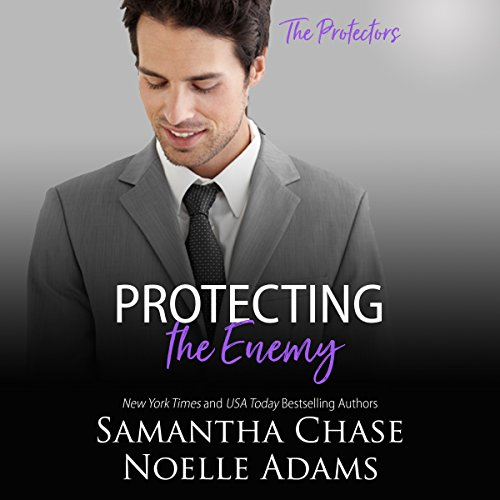 Protecting the Enemy audiobook cover art