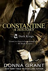 Constantine: A History Donna Grant - September 12 Top Book Release Picks