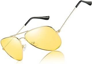 aviator style safety sunglasses