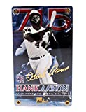 Authentic Images Hank Aaron (715th Home Run)- 24K Gold Signature Card