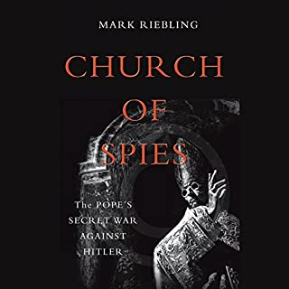 Church of Spies audiobook cover art