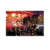NDFGB Elvis Presley Marilyn Monroe James Dean Humphrey