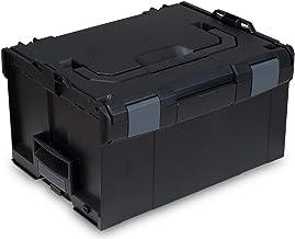 L-BOXX® 238 Bosch Sortimo zwart leeg BSS gereedschapskoffer transportbox zwart