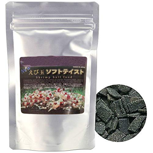 Shirakura Shrimp Food: Made with Organic Seaweed: Rich in Vitamins and Minerals: Provides Optimum Health for Shrimp, Crayfish, Pleco, Snail & Bottom feeders: Recommended for Baby Shrimps for Growth