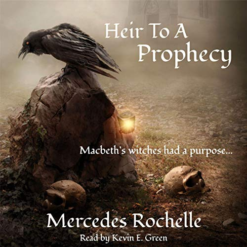 Heir to a Prophecy Audiobook By Mercedes Rochelle cover art