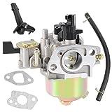 uxcell Carburetor Carb for Honda Gx120 Gx160 Gx200 5.5hp 6.5hp Generator Engine Replaces 16100-ZH8-W61