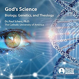 God's Science audiobook cover art