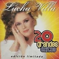 20 Grandes Exitos by Lucha Villa (2011-03-22)