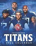 Tennessee Titans 2022 Calendar