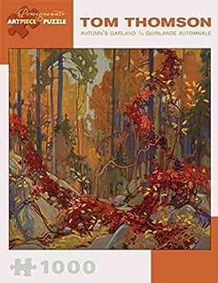 Pomegranate Tom Thomson Autumn's Garland 1,000-piece Jigsaw Puzzle