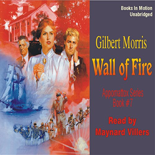 Wall of Fire audiobook cover art