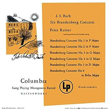 Brandenburg Concertos 1 - 6 (Remastered)