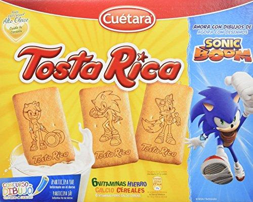 Cuétara Tosta Rica Galletas, 570g