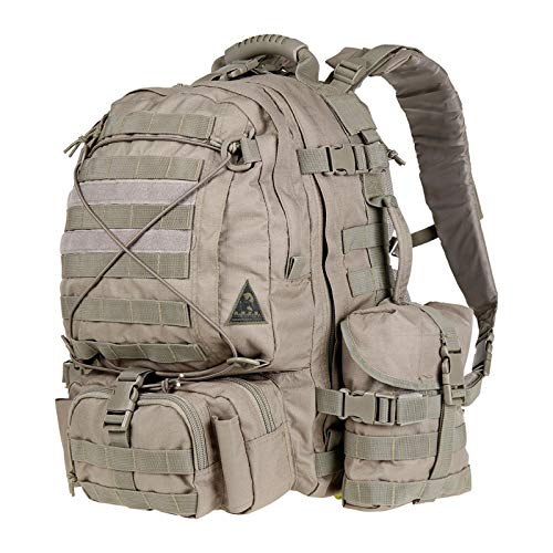 Ares Sac à dos Cougar 45L Coyote