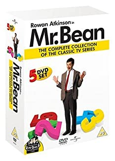 Mr Bean - The Complete Collection Of The Classic TV Series