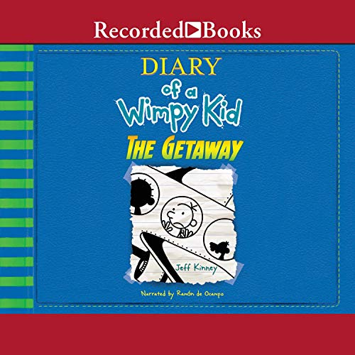 The Getaway: Diary of a Wimpy Kid, Book 12