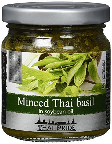 Thai Pride Basilikum gehackt in Sojabohnenöl (1 x 175 g)