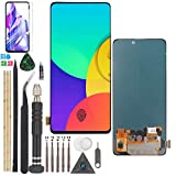 AMOLED LCD Display Touch Digitizer Screen Replacement for Xiaomi Mi 9T/Mi 9T Pro/Redmi K20/K20 Pro with Tools(Black)